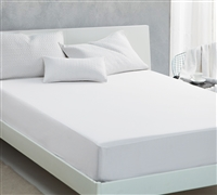 Add soft Queen Mattress Protector - Waterproof Defense soft bedding protector