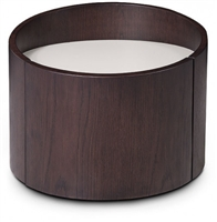 Modrest Geneva - Modern Brown Oak Nightstand by VIG Furniture