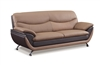 Divani Casa 2106 Living Room Leather Sofa by VIG Furniture