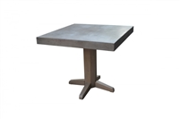 Modrest Preece Concrete Square Dining Table by VIG Furniture