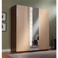 Liza - 3 Sliding Doors Armoire