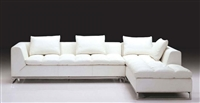 Divani Casa F32 Contemporary Leather Sectional by VIG Furniture