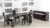 Modrest Escape Black Oak Dining Table by VIG Furniture