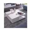 5114C - Modern White Coffee Table