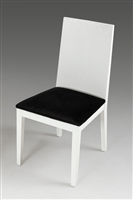 Bridget - White Dining Chair
