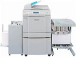 Duplo DP-460H Air-Fed Digital Printing System