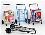 Folding Grocery Cart 300
