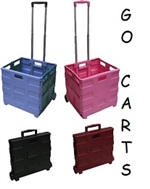 ecomplete offers plastic folding carts