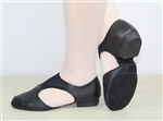 Grecian sandal, Calisthenics shoes Black slip on