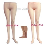 Prima pink convertible ballet tights