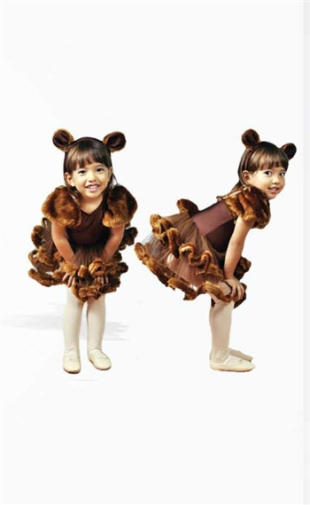 Themed -- Baby Bear Tutu