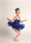 Themed -- Blue bird Tutu