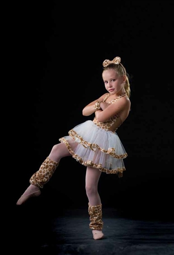 Themed -- Giraffe Tutu