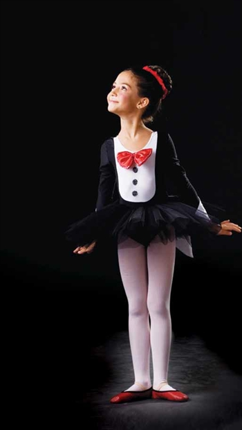 Themed -- Penguin tutu