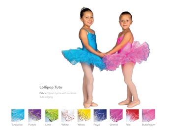 Children's tutu -- Lollipop tutu