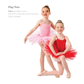 Children's tutu -- Play tutu