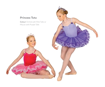 Children's tutu -- Princess tutu