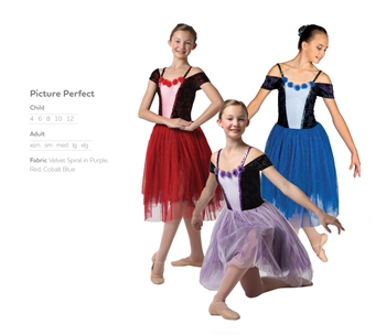 Romantic Tutu -- Picture perfect