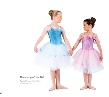 Children's tutu -- Dream of the Ball