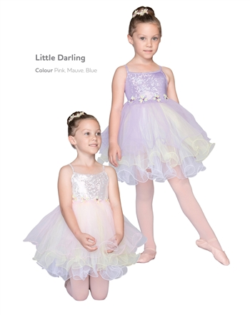 Children's tutu -- Little Darling