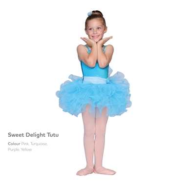 Children's tutu -- Sweet delight Tutu