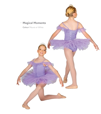 Children's tutu -- Megical Moment tutu