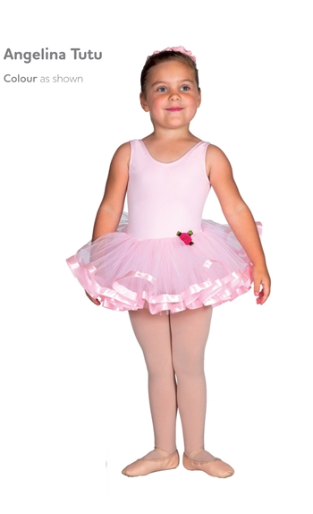 Children's tutu -- Angelina tutu