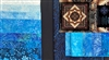 Celtic Radiance Quilt Kit - Blue 5