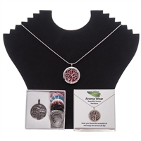 Heart Aroma Necklace