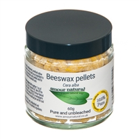 60g Beeswax Pellets