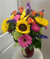 I Love Color Bouquet
