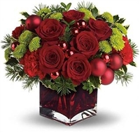 In love with Christmas Bouquet
