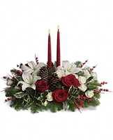 Joy of Christmas Centerpiece
