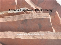Arizona Flagstone Black Cherry