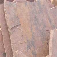 Arizona Flagstone Black Cherry Select Grade
