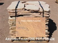 Arizona Flagstone Tequila Sunrise