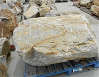 Honey Quartz Boulders 48"