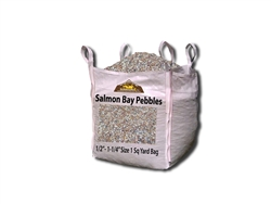 "Salmon Bay Pebbles 1/4"" - 1/2"""