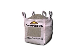 "Desert Gold Decomposed Granite 3/8"" Minus"