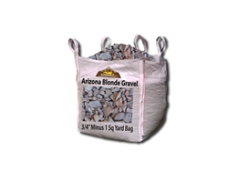 Arizona Blonde Landscape Gravel 3/4""