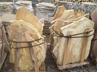 Arizona Flagstone Buckskin Select 1-3/4""