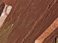 Arizona Chocolate Flagstone Patio Tumbled 2""