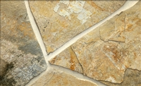 "Lompoc Scrambled Egg Flagstone Select 1-1/2"" to 2-1/2"""