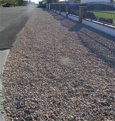 Palm Springs Gold Landscape Gravel 3/4""