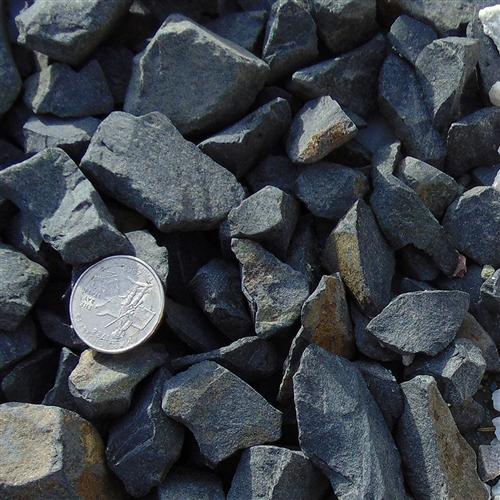 Black basalt gravel quarry direct prices for Bulk river rock for sale near me