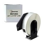 Brother Compatible DK-1203 Labels - With Cartridge