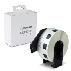Brother Compatible DK-1219 Labels - With Cartridge