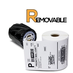 "Dymo Compatible Removable 1744907 - 4"" x 6"" 4XL Shipping Labels"