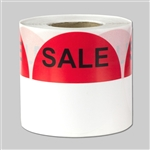 Sale Circle Sticker