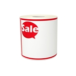 "5.5"" x 3.5"" Write-In Sale Stickers Labels"